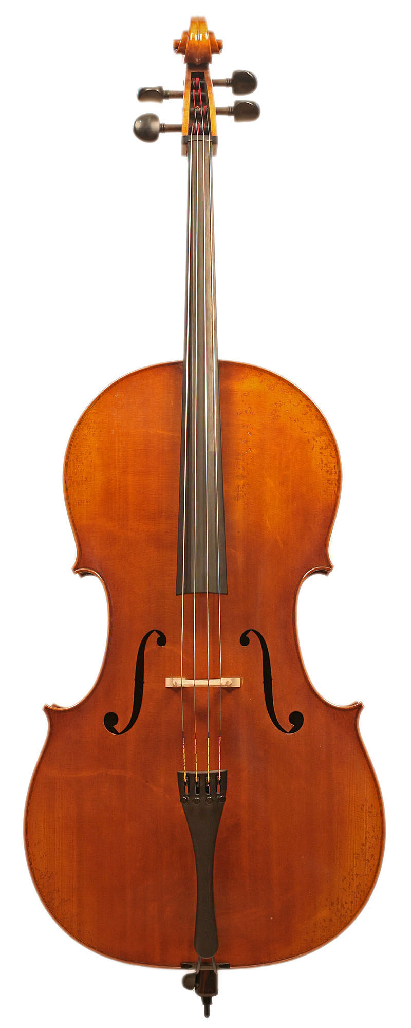 Lakemont Cello, made by David Yin