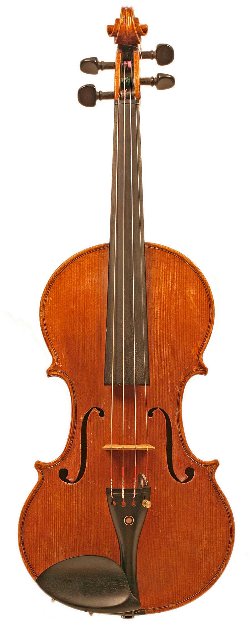 Manfred Gregoric 1988 Violin
