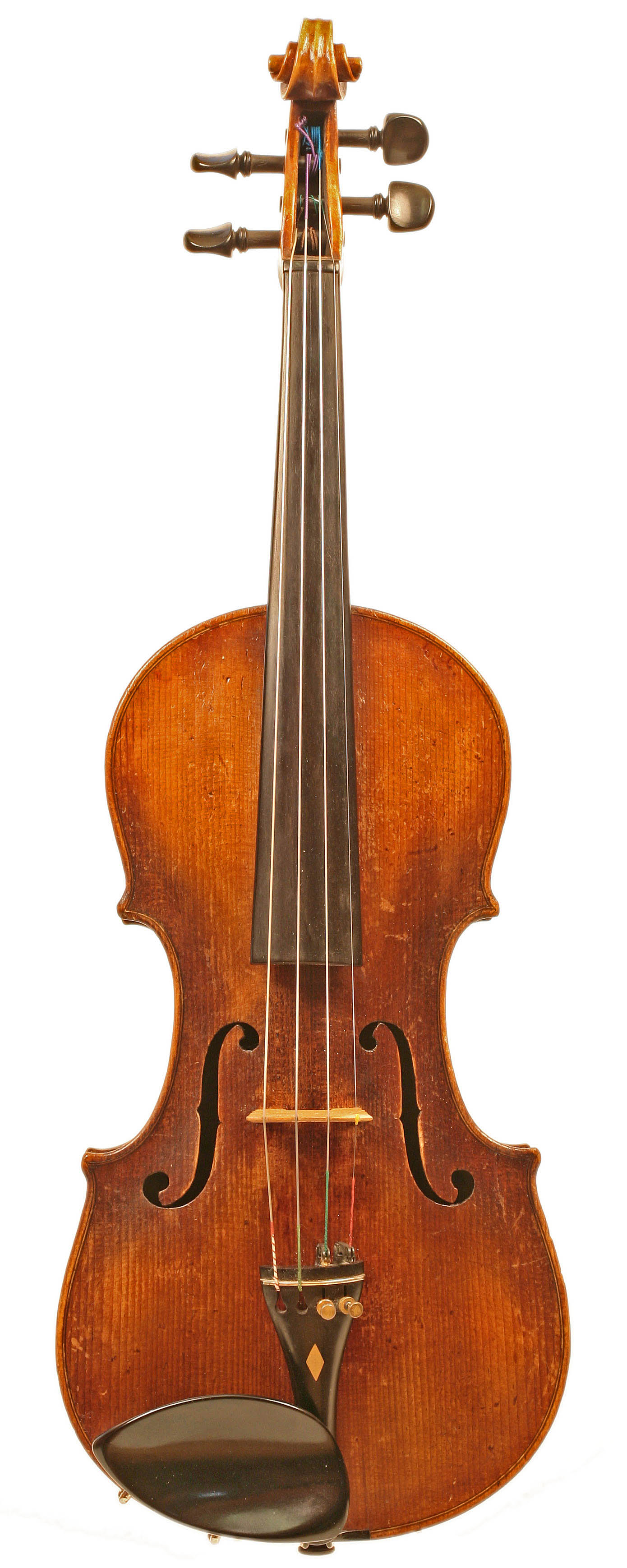 German workshop violin circa 1900