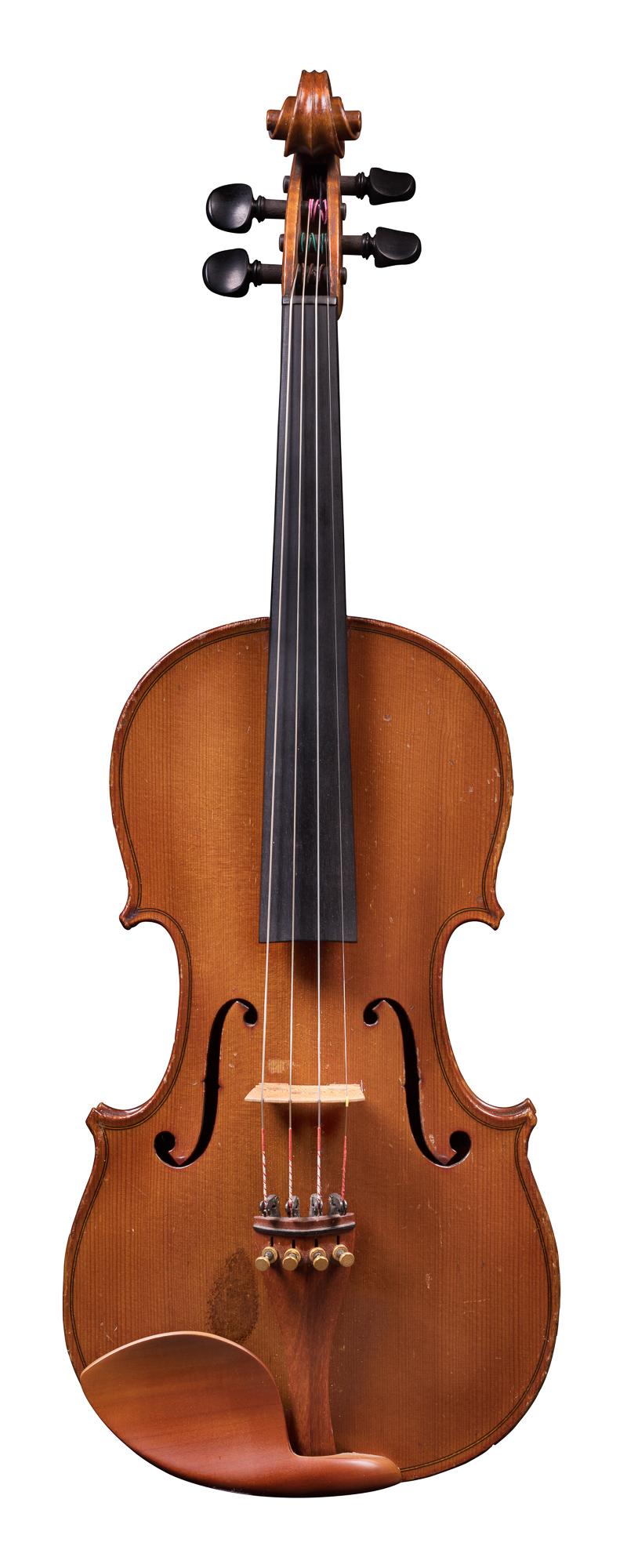 Violin by Jean-Baptiste Colin, France 1896